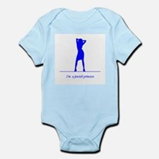 jewish princess Infant Bodysuit