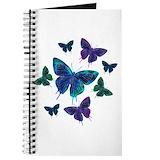 Butterfly Journals & Spiral Notebooks