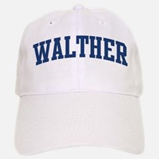 WALTHER design (blue) Baseball Baseball Cap
