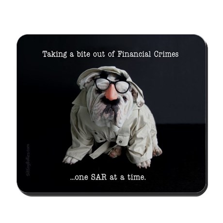 Take A Bite Mousepad