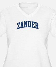 ZANDER design (blue) T-Shirt