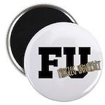 Frogleg University Magnet Magnets