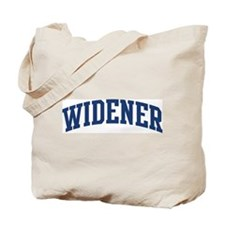 WIDENER design (blue) Tote Bag