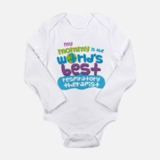 Respiratory Therapist Gift for Kid Body Suit