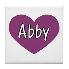 Abby Tile Coaster