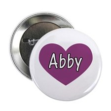 "Abby 2.25"" Button"