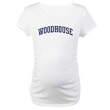 WOODHOUSE design (blue) Shirt