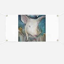 Anti Trump, pig Banner
