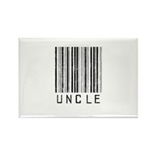 Uncle Barcode Rectangle Magnet (100 pack)