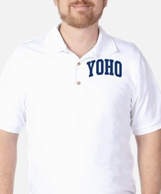 YOHO design (blue) T-Shirt