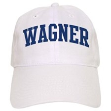 WAGNER design (blue) Baseball Cap