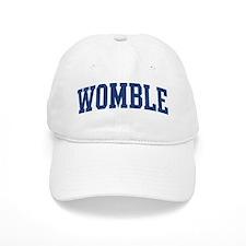 WOMBLE design (blue) Baseball Cap