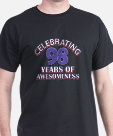 Celebrating 98 Years T-Shirt