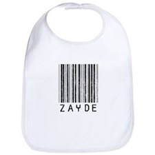 Zayde Barcode Bib