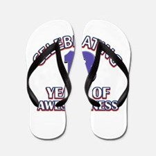 Celebrating 13 Years Flip Flops