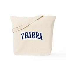 YBARRA design (blue) Tote Bag