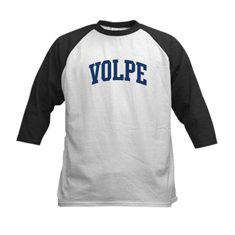 VOLPE design (blue) Kids Baseball Jersey