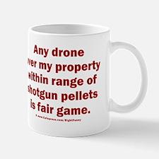 Drones are fair game Mug