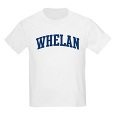 WHELAN design (blue) T-Shirt