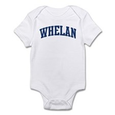 WHELAN design (blue) Infant Bodysuit
