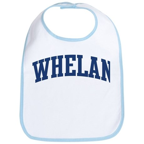 WHELAN design (blue) Bib