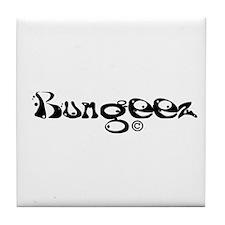 Bungeez Tile Coaster