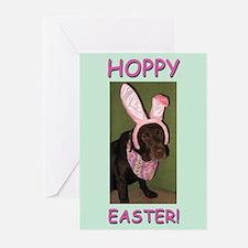 Hoppy Easter Greeting Cards (pk Of 20)