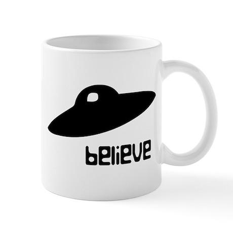 UFO Believe Mug