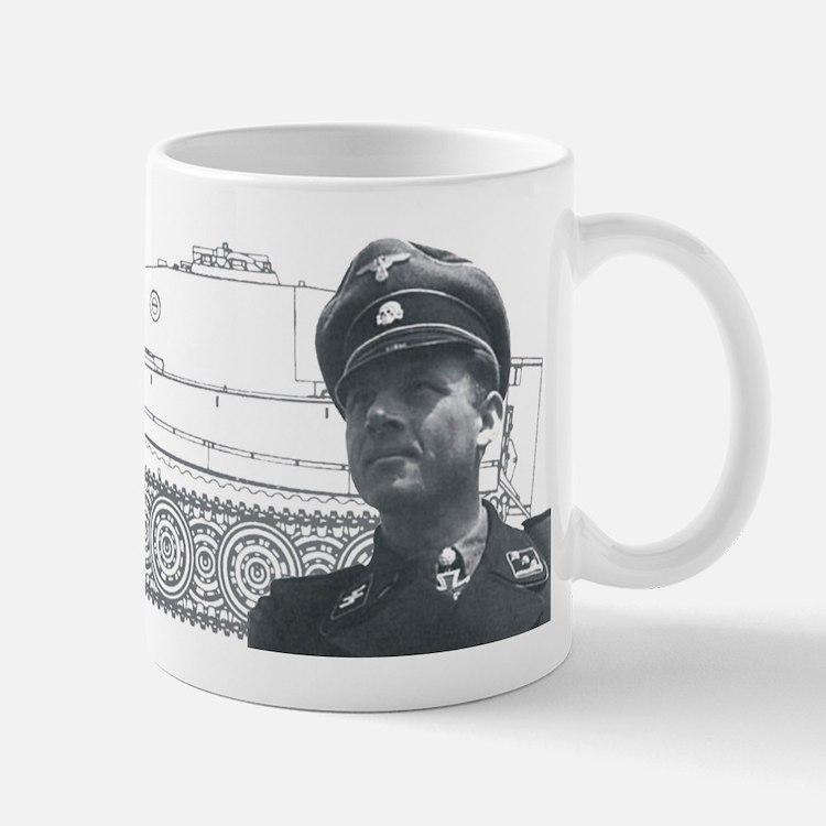 Panzer Ace Michael Wittman Mug