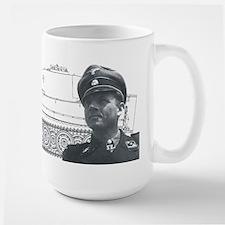 Panzer Ace Michael Wittman Large Mug
