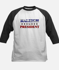 HALEIGH for president Tee