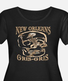 New Orleans Grsi Gris T