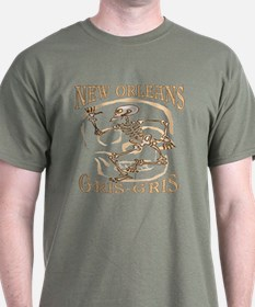 New Orleans Grsi Gris T-Shirt