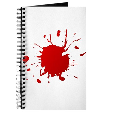 Blood splatter Journal