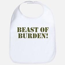 BEAST OF BURDEN! Bib