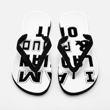 I Am Laotian And Proud Of It Flip Flops