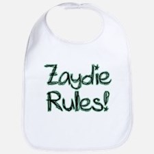 Zaydie Rules! Bib