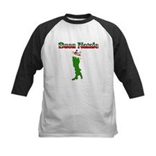 Buon Natale Italian Christmas Boot Tee