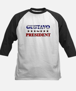 GUSTAVO for president Tee