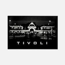Tivoli Rectangle Magnet (10 pack)