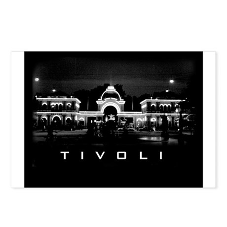 Tivoli Postcards (Package of 8)