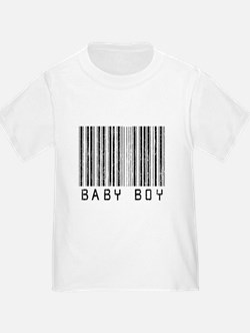 Baby Boy Barcode T