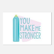 Make Me Stronger Postcards (Package of 8)