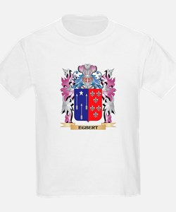 Egbert Coat of Arms (Family Crest) T-Shirt