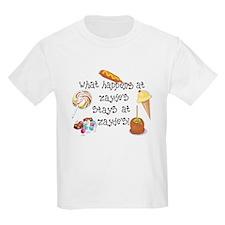 What Happens at Zayde's... T-Shirt