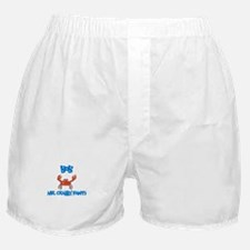 Bob - Mr. Crabby Pants Boxer Shorts