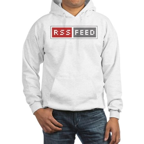 RSS Feed Web Badge Hooded Sweatshirt