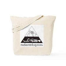 Cute Search dog Tote Bag