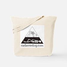 Cool Dog humans Tote Bag