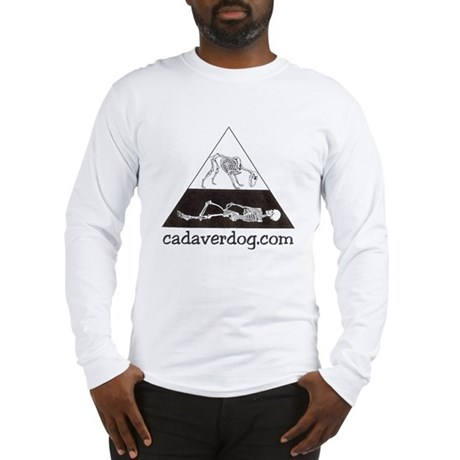 Cadaver Dog Logo Long Sleeve T-Shirt
